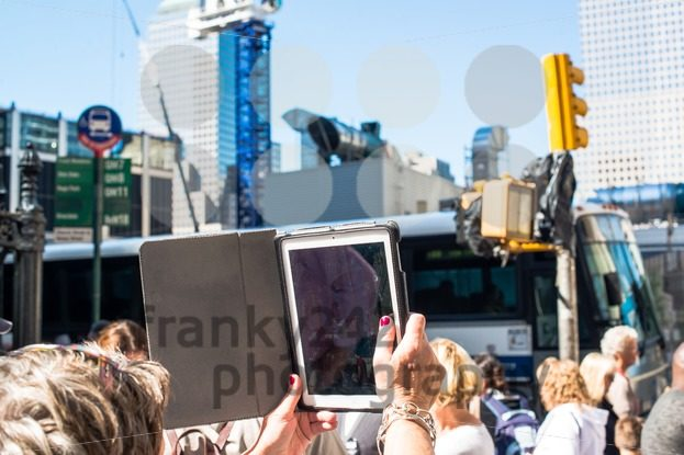 9/11 Memorial Site - franky242 photography