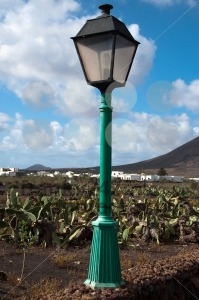 A view of Lanzarote, in the Canary Islands, Spain - franky242 photography