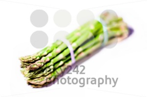 Abstract-Asparagus