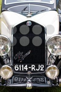 Alfa Romeo Front - franky242 photography