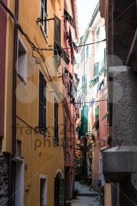 Alleys of Vernazza, Cinque Terre, Italy - franky242 photography