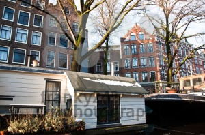 Amsterdam-House-Boat