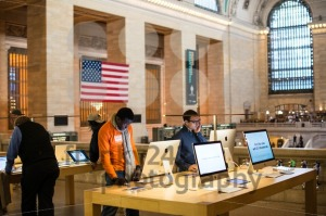 Apple Store in Grand Central Station, New York - franky242 photography