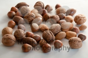 Assortment Of Nuts - franky242 photography