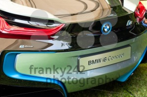 BMW i8 Concept Car - franky242 photography