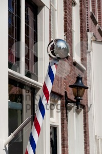 Barbershop-Pole