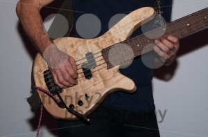 Bass Guitar Player - franky242 photography