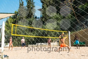 Beach volleyball match - franky242 photography