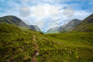 Beautiful Mountains of Glencoe - franky242 photography