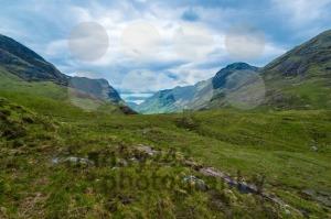 Beautiful Mountains of Glencoe - franky242 photography