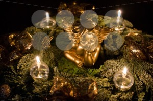 Beautiful-advent-wreath
