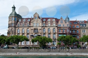 Beautiful-street-8211-Seestraße-8211-in-Konstanz