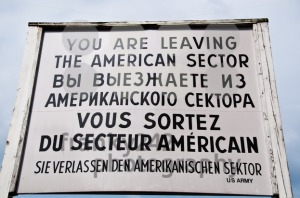 Berlin-8211-Leaving-American-Sector