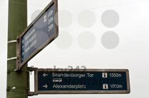 Berlin-Roadsign
