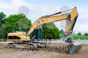 Big excavator - franky242 photography