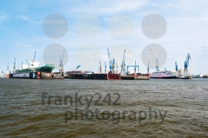 Blohm And Voss Drydocks in Hamburg, Germany - franky242 photography