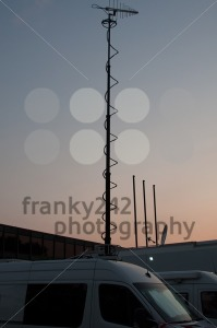 Broadcast Trucks - franky242 photography
