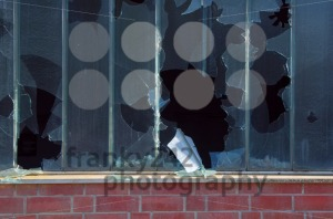 Broken Window - franky242 photography