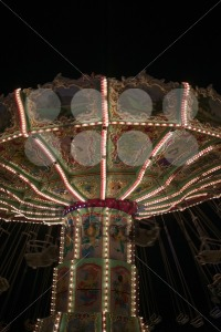 Carousel night shot - franky242 photography