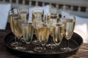 Champagne Flutes - franky242 photography