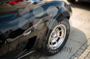 Chevrolet Corvette Classic Car Detail - franky242 photography