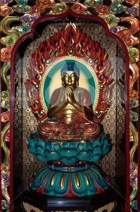 Chinese Buddha Statue, Buddhism. - franky242 photography