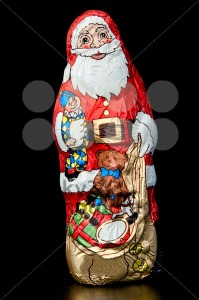 Chocolate Santa Claus - franky242 photography