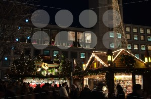 Christmas Market In Stuttgart - franky242 photography