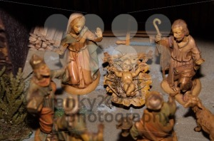 Christmas Nativity Scene - franky242 photography