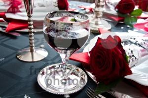 Christmas Table Setting - franky242 photography