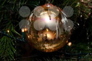 Christmas ball - franky242 photography