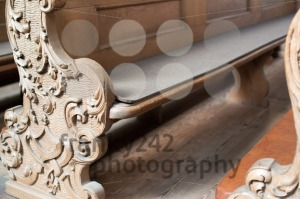 Church Benches - franky242 photography