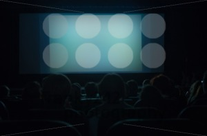 Cinema Screen - franky242 photography