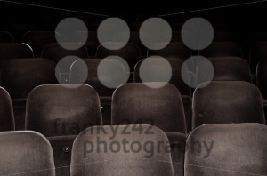 Cinema chairs - franky242 photography