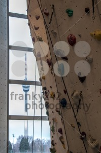 Climbing Wall in Stuttgart venue - franky242 photography