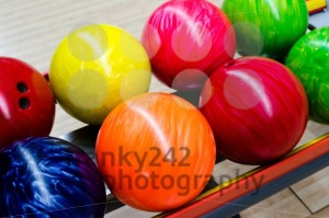 Colorful-bowling-balls