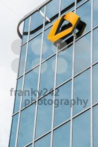 Commerzbank-logo-on-modern-facade