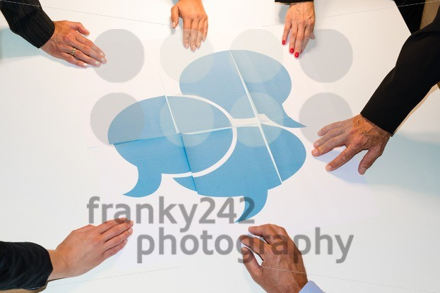 Communication – speech bubbles - franky242 photography