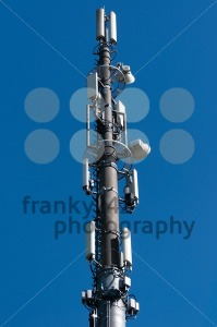 Communication Tower - franky242 photography