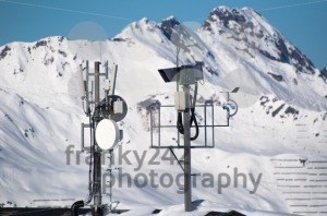 Communication tower and livecam - franky242 photography