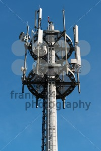 Communications Tower - franky242 photography