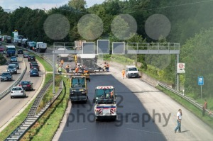 Construction-works-on-German-interstate