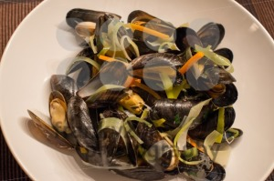 Cooked Mussels - franky242 photography