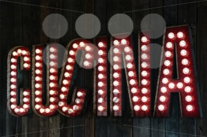 Cucina sign - franky242 photography