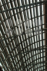 Curved reinforced steel roof - franky242 photography