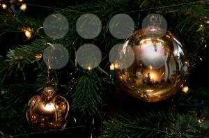Decorative Christmas Balls - franky242 photography