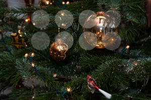 Decorative Christmas Balls - franky242 photography