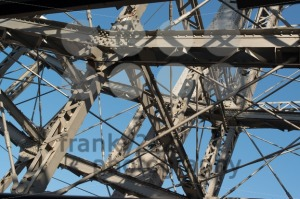 Detail of Ferris Wheel At Vienna Prater - franky242 photography