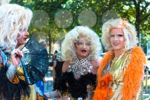Dragqueens on Christopher Street Day - franky242 photography