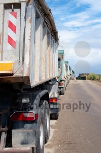 Dump Trucks - franky242 photography